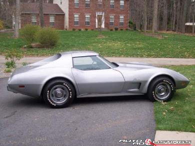 Corvette Stingray 1975 on 1975 Corvette For Sale   1975 Corvettes For Sale