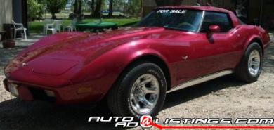 1979 Chevrolet Corvette Base for sale