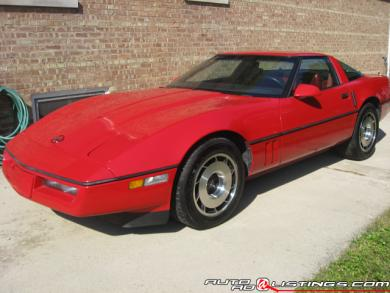 1985 Chevrolet Corvette Coupe for sale