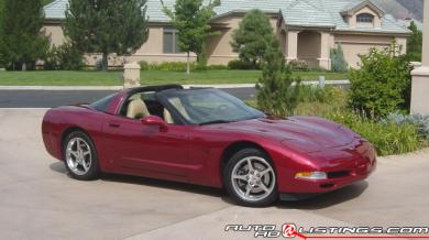 2001 Chevrolet Corvette Coupe for sale