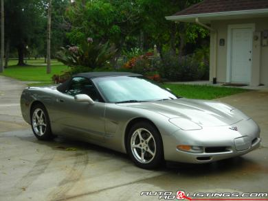 1999 Chevrolet Corvette Base for sale