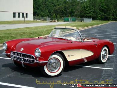 1957 Chevrolet Corvette Roadster for sale