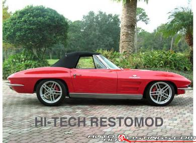 Corvette Stingray  on 1964 Corvette For Sale   1964 Corvettes For Sale