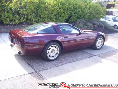 1993 Chevrolet Corvette ZR-1 for sale