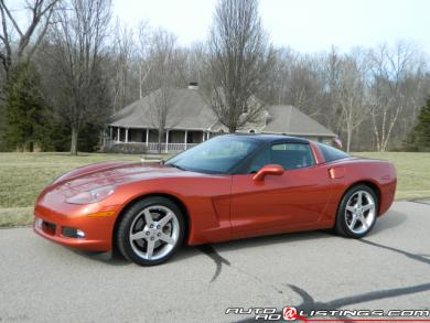 2005 Chevrolet Corvette Coupe for sale
