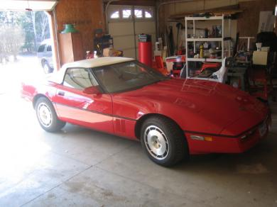 1986 Chevrolet Corvette LT-1 for sale